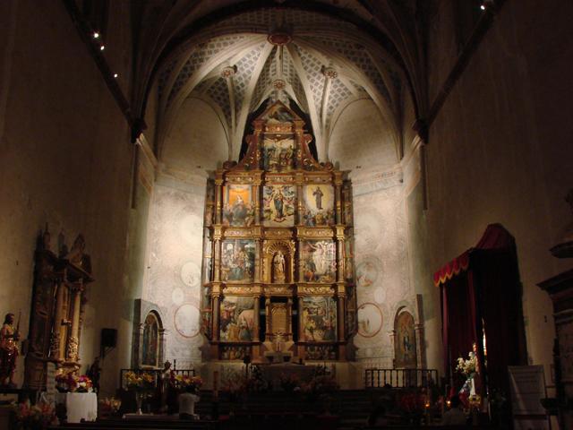 El retablo más antiguo de América está en Cuautinchán