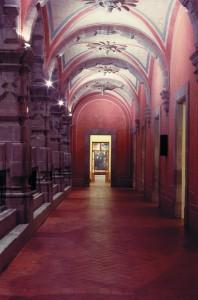 San Agustin Portico