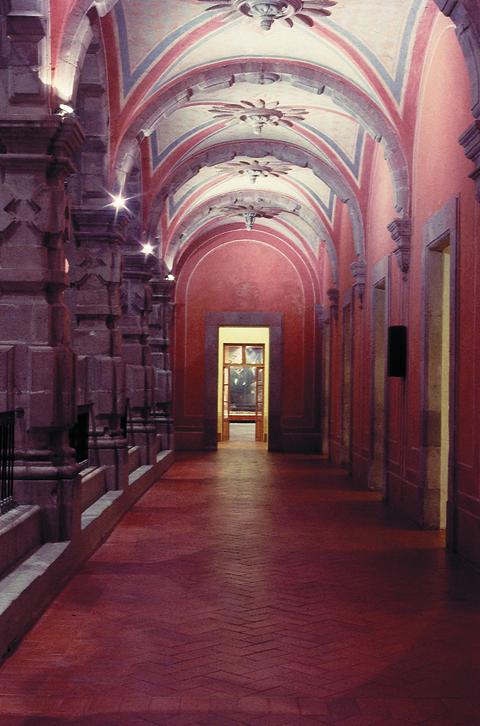 San Agustín Pórtico