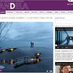 Entrevista de Victor Palacio en la Revista iCandela